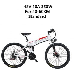 X-front 48V 350W 10 12.8A Lithium Battery Mountain Electric Bike 27 Speed moto Electric Bicycle downhill 26 inch Foldable ebike 4