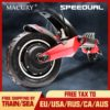 Macury Speedual 10 Inch Dual Motor Electric Scooter 52V 2000W Off-road E-scooter 65km/h Double Drive T10-ddm Zero 10X Off Road 1